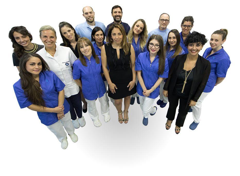 Staff Centro Dentale Valdostano